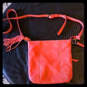 Lucky Brand 100% leather handbag.